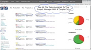 SIS Compass project management
