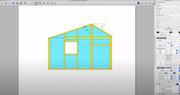 SketchUp layout tool