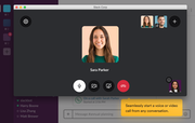 Slack - Slack Video/Voice Conferencing