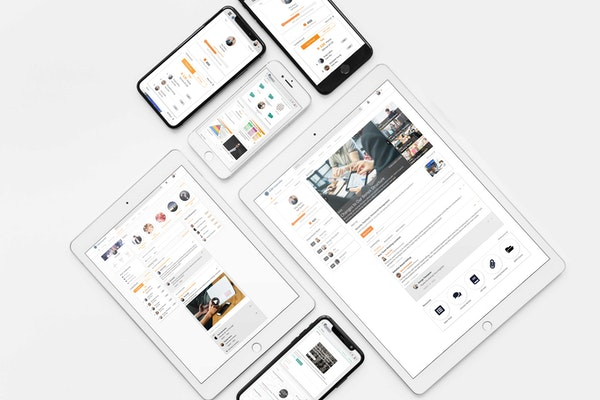 Spoke Courses and Activity Feed