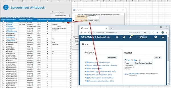 Spreadsheet Server security