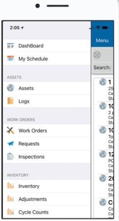 ManagerPlus menu