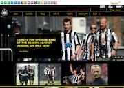 Recite Me website styling screenshot