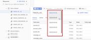 Supermeterics search datasets