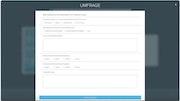 Webcast survey designer