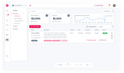 Swell pay dashboard