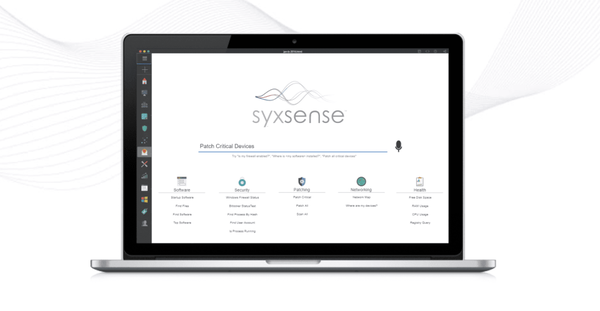 Syxsense Manage  Dashboard