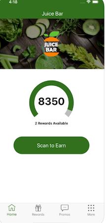 TapMango rewards tool screenshot