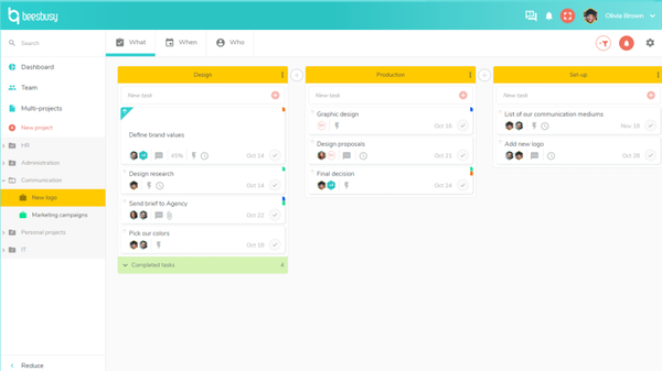 Beesbusy task management