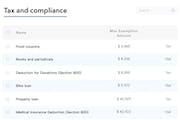 HuskyHR - HuskyHR tax and compliance management