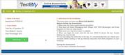 Testofy candidate portal