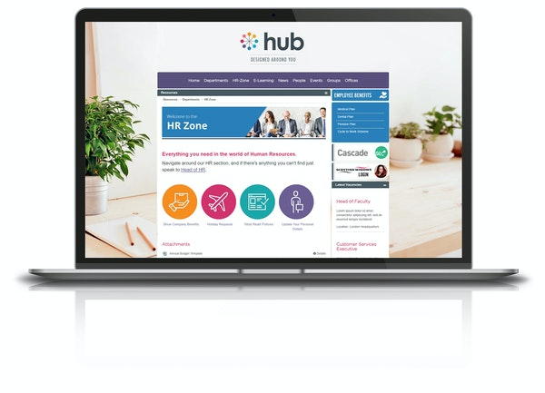 The Hub HR Example