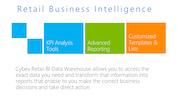 Cybex Enterprise Retail Suite - Retail BI