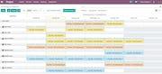 Odoo - Project Deadlines and Progress
