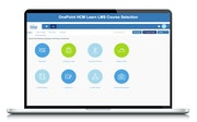 OnePoint Learn LMS screen