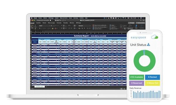 Built-In Reports & Statistics