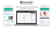 TimenTask location tracking