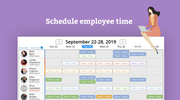 Time Tracker - Time Tracker Employee Scheduling