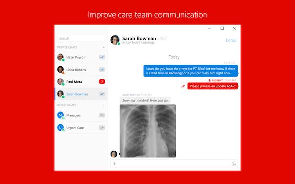 Trillian Team Chat