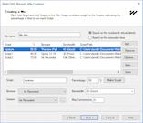 WebLOAD test execution