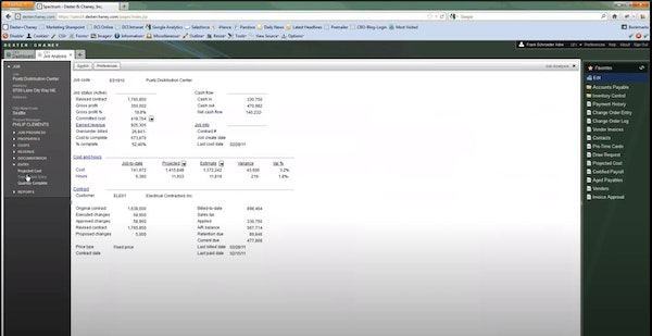 OnPoint Viewpoint Spectrum transaction entry