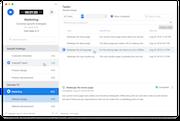 Hubstaff - Hubstaff task management screenshot