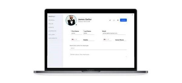 Ubeya employee profile