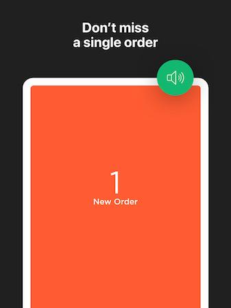 Allset order notifications