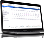 Vuealta Demand Planning data visualization