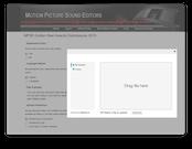OpenWater media upload screenshot
