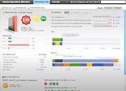vCenter Server main dashboard