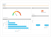QualityOne training management screenshot