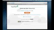 SugarSync video sharing