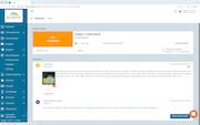 Vinteum service request screenshot