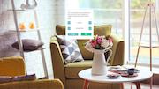 thera-LINK virtual waiting room screenshot