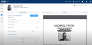 VIVAHR candidates' profiles