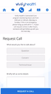 Vivify Health call requests