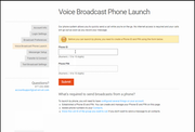 Call-Em-All - Record and deliver voice messages