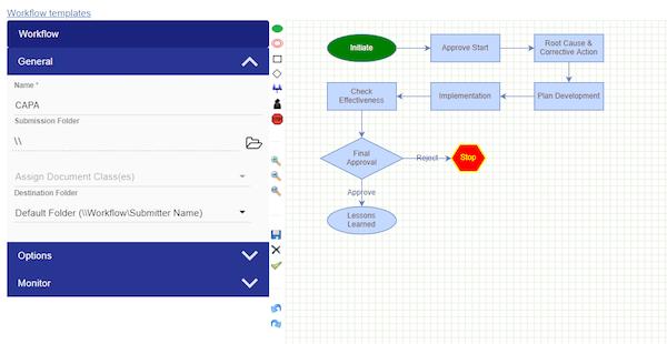 ECM-X Workflow Management
