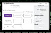 Watermark workflow templates management