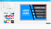 Web to Print Shop editable templates