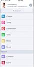 Jungo mobile dashboard