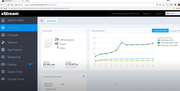 xStream Cloud Management dashboard