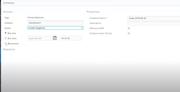 xStream Cloud Management schedule snapshot
