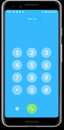 Yodel Android screenshot