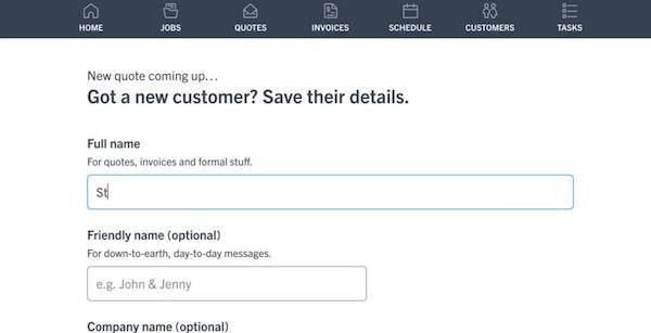 YourTradeBase add customers