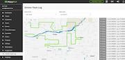 Zippykind drivers' tracklog