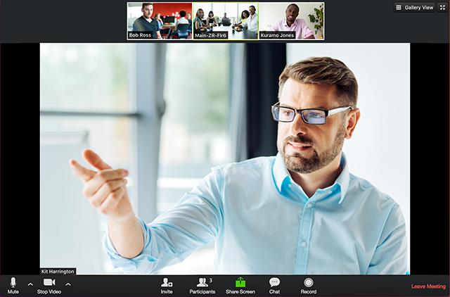 Zoom - Zoom Video Conferencing