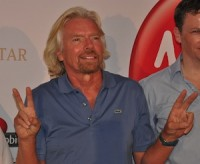 Richard Branson Virgin CEO