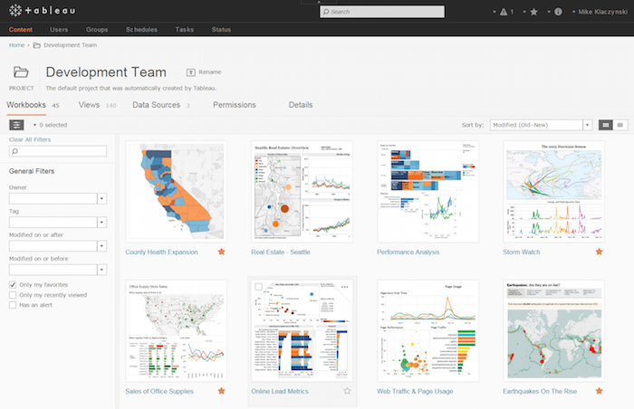 Tableau smart mapping function